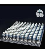 100pcs/set Star Wars 501st Legion Appo Clone Trooper Custom Minifigures ... - $139.99