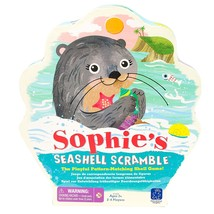 Educational Insights Sophie's Seashell Scramble Game - $29.88