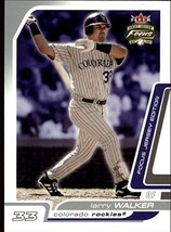 2003 Fleer Focus JE #139 Larry Walker - $2.49