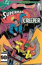 DC Comics Presents Comic Book #88 Superman DC Comics 1985 VERY FINE - $2.50