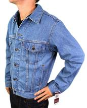 Levi's Strauss Men's Classic Cotton Button Up Denim Jean Jacket 247660000 image 4
