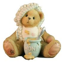Cherished Teddies Kara 265799 You're A Honey of a Friend Adoption Center... - $23.56