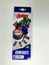 Disney Dominoes Games (Avengers) - $4.89