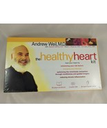 The Healthy Heart Kit Andrew Weil Sealed - $4.46