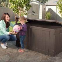 Brand New Lifetime Outdoor bench 116 gallon Dec... - $206.90