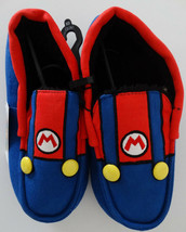 Super Mario Brothers Nintendo Video Game Moccasin Shoes Slippers - $24.95