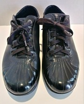 Emporio Armani Italian Black XEU139 43 Shoes US Mens Size 10 - $120.00
