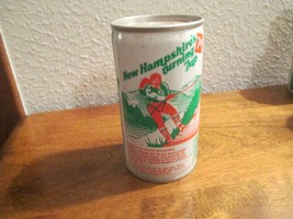 New Hampshire NH Turning 7up vintage pop soda metal can Climbing White M... - $10.99