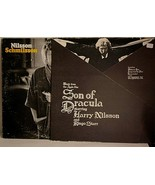 Nilsson Schmilsson and Son of Dracula  Vinyl LP Albums Pre-Owned, FREE S... - $18.80