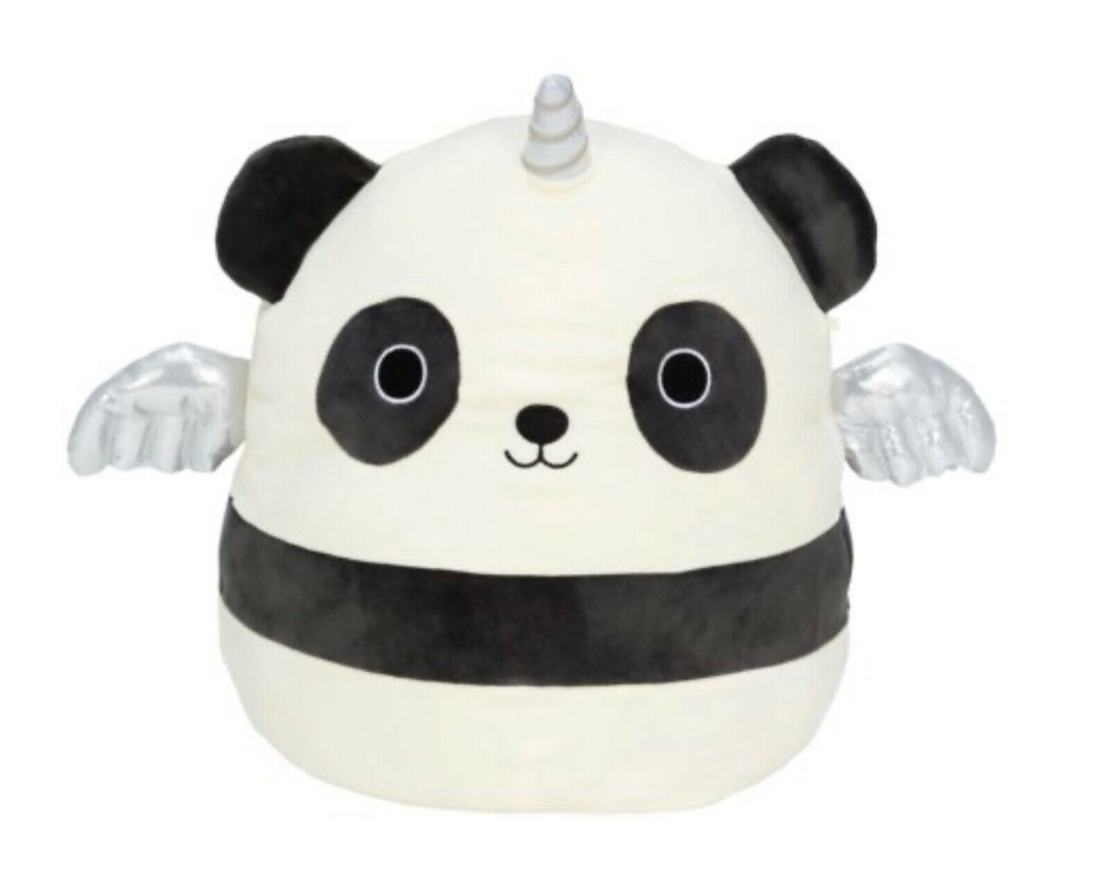 "Primary image for Squishmallows 8"" Kayce the Panda Soft Plush Toy Teddy Bear Squish Hug"