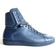 42 Saint 404238 Wolly Size P High New 9 Navy top US Sneakers Laurent Leathers OqwEIxIdv