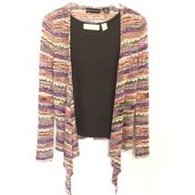 Dana Buchman Sweater Set Womens Small Cardigan + Shell  2pc - $39.99