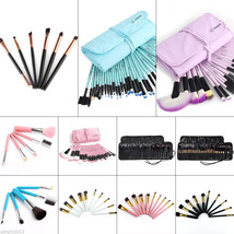 Vander 32pcs Professional Soft Cosmetic Eyebrow Shadow Makeup Brush Set ... - $6.99+