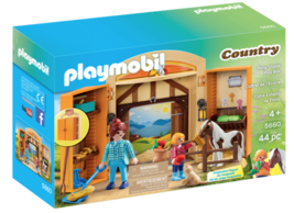 Playmobil Play Box - Horses 5660 - $28.00