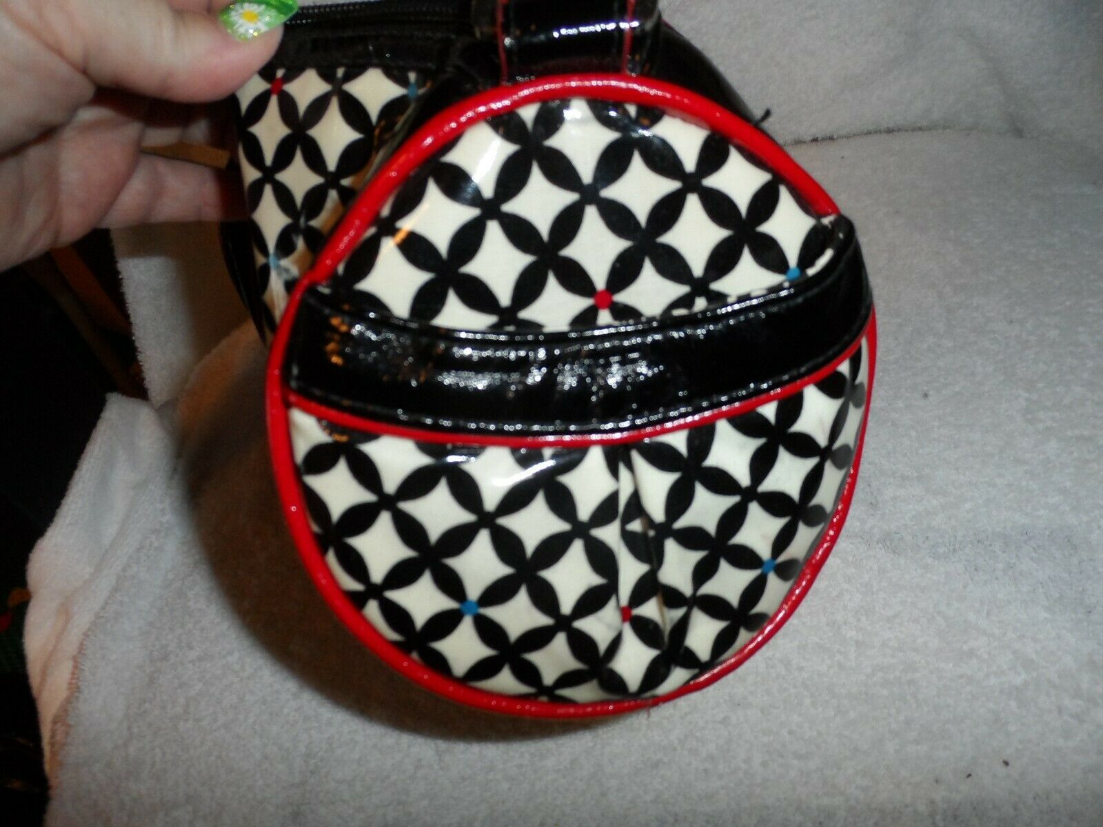 Vera bradley frill duffel style handbag in Barcelona