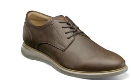 Florsheim Fuel Plain Toe Oxford Men's Shoes Brown CH 14240-215 - $129.99
