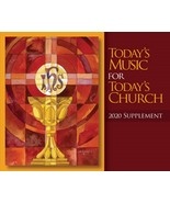 Today's Music for Today's Church 2020 Supplement [6-CD Set]  - $61.98