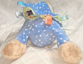 Mary Meyer Baby 40193 Taggies Signature Collection 15 inch Starry Night Teddy image 6