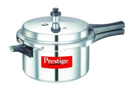 Prestige Popular Aluminium Pressure Cooker, 4 Liters - $73.00