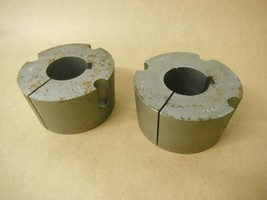 "(Qty 2) TAPER LOCK BUSHING 2517 1-7/16"" BORE  - $20.00"