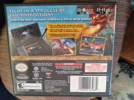 Nintendo DS Battle Of Giants: Dragons image 2