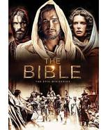 The Bible (DVD, 2013, 4-Disc Set) - $14.00