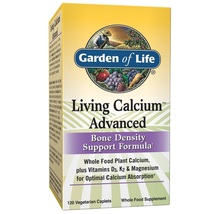 Garden of Life Bone Strength Calcium Supplement - Living Calcium Advanced - $66.00