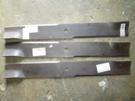 "350-169, Stens, Hi-Lift Blade, 24 1/4"" Long, 3"" Wide, Quantity=3 - $34.99"