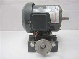 GE Motors and Controls General Purpose Electric Motor K158 1725 RPM 1/2 HP .5HP - $179.00