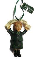Irish Child Ornament 4 inches (Boy) - $15.00