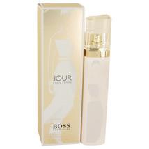 Hugo Boss Jour Pour Femme Runway Edition Perfume 2.5 Oz Eau De Parfum Spray image 3
