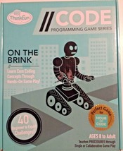 Thinkfun Logic Game - Code Programming Game Series: On The Brink - $7.69