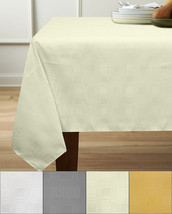 """Members Only Merida Tablecloth Liquid & Stain Resistant Fabric 52"""" x 72"""" - €18,92 EUR"""