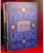 Mark Twain THE ADVENTURES OF TOM SAWYER first edition - $1,592.50