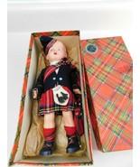 "VTG The Original ""Clan"" Authentic Tartan Doll RARE NOS 12"" - $296.99"