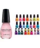 Sinful Colors - Professional Nail Polish - Choose Shade - BUY ONE GET ON... - $7.75