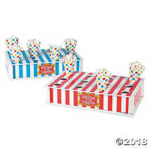 "Carnival Treat Stand with Cones (Holds 12 Cones) 13 1/2"" X 2 3/4"" with 6 - $19.66"
