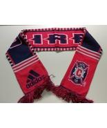 Adidas MLS Soccer Scarf Acrylic CHICAGO FIRE  MLS Team League - $15.00