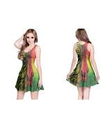Rare New Rasta Mania Reggae Reversible Dress - $21.99+