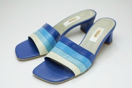 Talbots 7 Blue Sandals Women's - $36.00