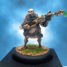 Painted Privateer Press Warmachine Miniature Bile Thrall IV - $38.07