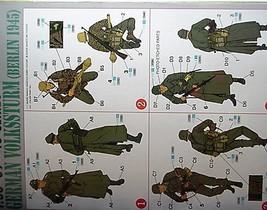 Dragon Models  1/35 kit 6020  WW2 German Volkssturm Berlin 1945 image 2