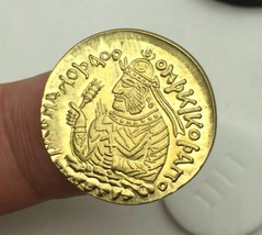 HERUCHAO Products India Gold Kushan Empire Huvishka ca AD - $11.95