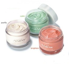 Avon Anew Clay Mask - $17.00