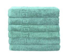 Hand Towel Large 16* 28 Inch Cotton Absorbent 6pc Pack By Context Towel ... - $12.99