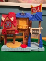 #      IMAGINEXT MONSTERS INC UNIVERSITY PLAYSET FRAT HOUSE ONLY - $15.00
