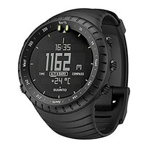 SUUNTO Core All Black Military Men's Outdoor Sports Watch - SS014279010 - £127.19 GBP