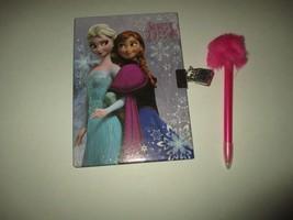New Disney Frozen Diary & Pen Set - $2.00