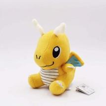 17cm Kawaii Dragonite Pokemon Plush Toy Video Game Plush Nintendo Plush Soft Plu - $76.05