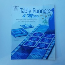 Plastic Canvas Table Runners & More Designs by Ronda Bryce - $11.63